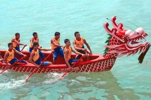 Drachenboot Event