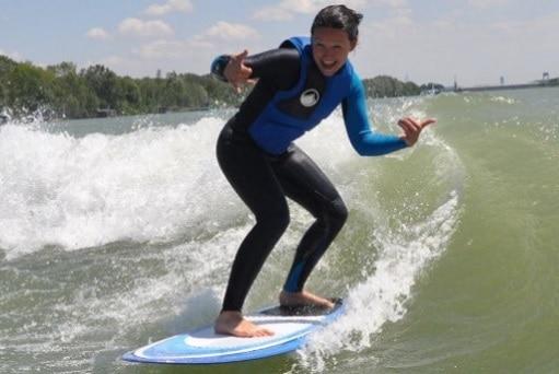 Wasserski und Wakeboardevent